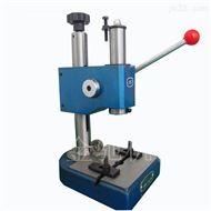 厂家直销各式手动压力机 手扳压力机 手啤机