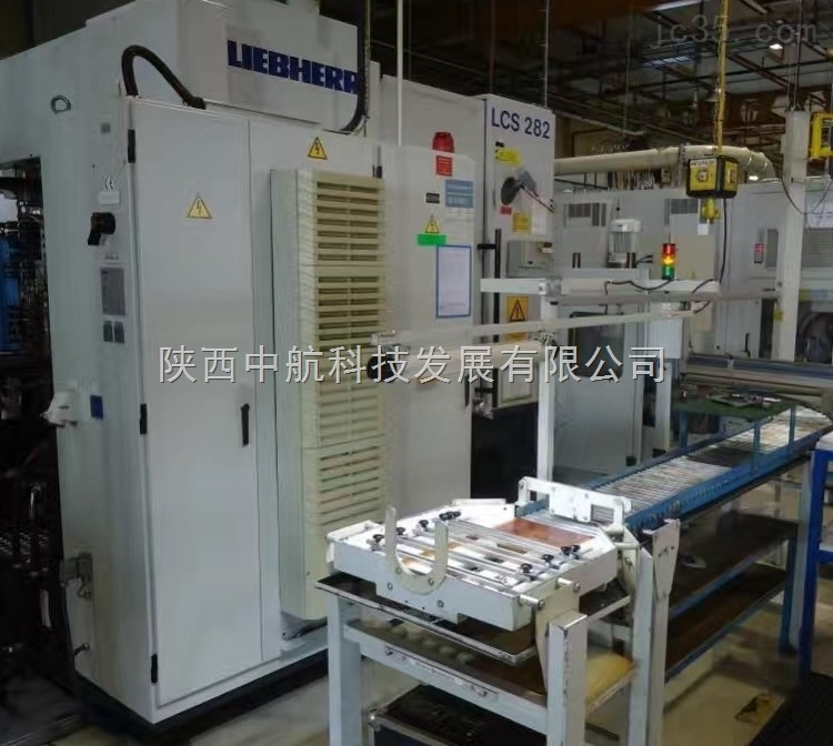 LIEBHERR LCS282数控成型磨齿机加工设备