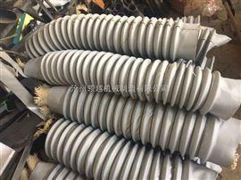 高温窑炉通风软连接 防火耐温500度