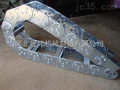 高质量防倒塌钢铝拖链