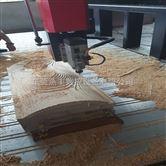 数控棺木寿木雕刻机 大尺寸柏木松木棺材雕刻机