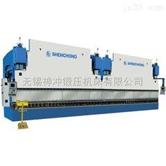 WE67K-600*6000电液同步数控折弯机