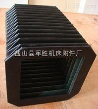 PVC柔性耐温伸缩风琴防护罩制造商家