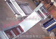 定制生产自动清洁刮板式排屑机