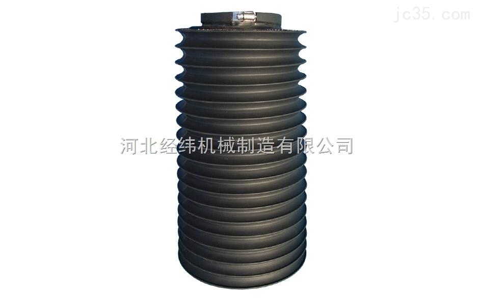 防铁屑高温伸缩油缸保护套