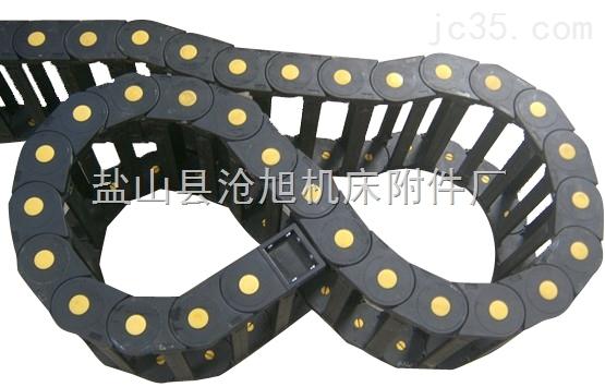 厂家直销河南塑料机床拖链