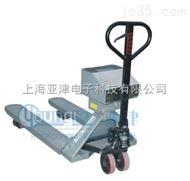 3吨带打印叉车秤发电厂物品测量1吨搬运托盘秤