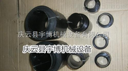厂家直销耐腐蚀圆形伸缩油缸防护罩 防护套