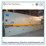 液压闸式剪板机QC11Y-6*8100