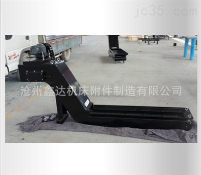 低噪音数控机床排屑机