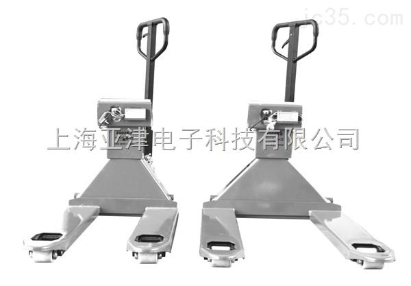 电子称YCS-2.5T标准叉车秤化工行业专用叉车电子秤
