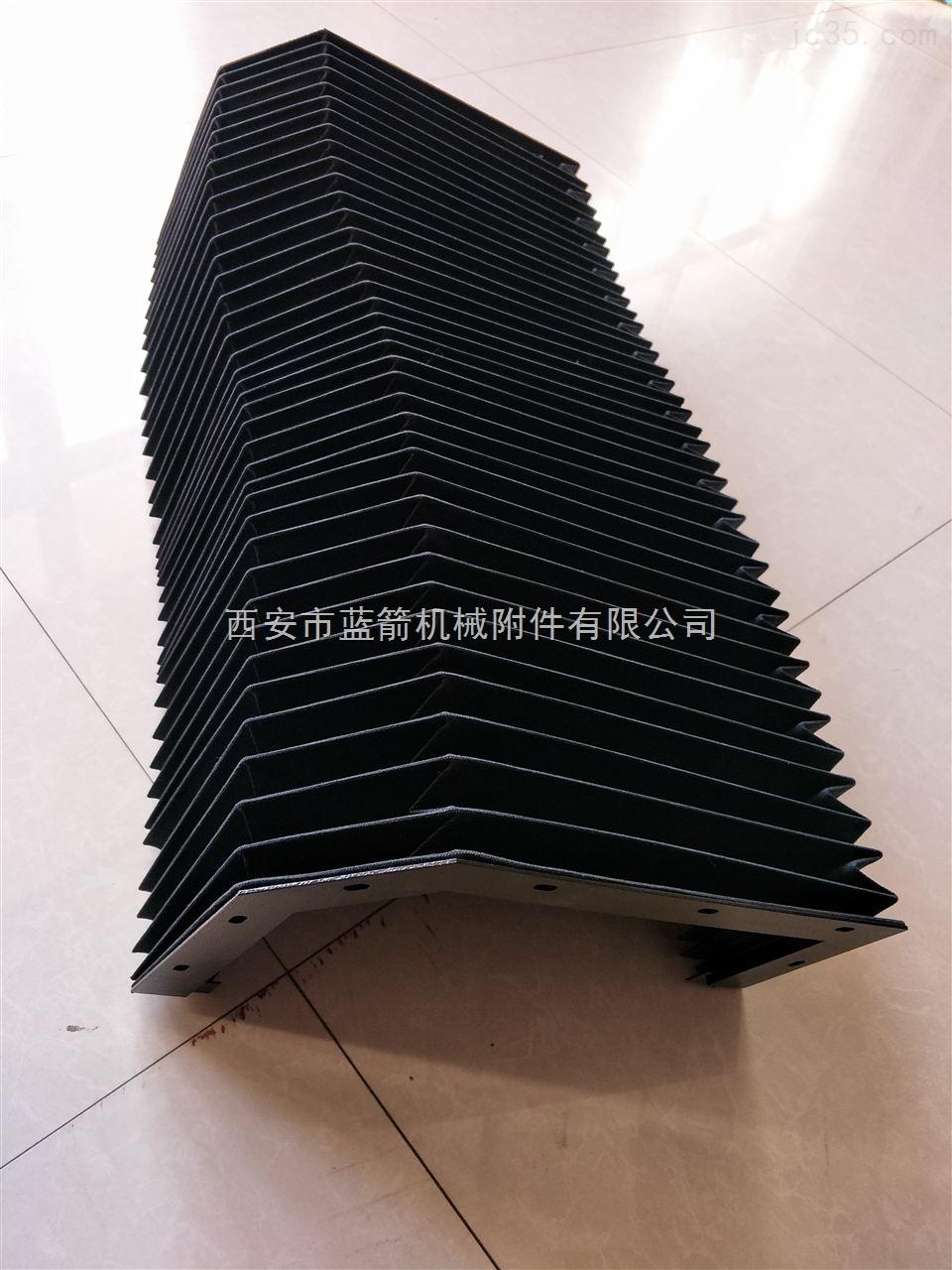 防尘耐高温阻燃风琴防护罩