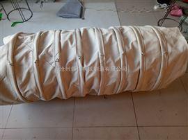 耐酸碱帆布水泥熟料机除尘布袋定做