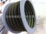 300*600*2000mm干灰散装'连体'帆布伸缩输送袋