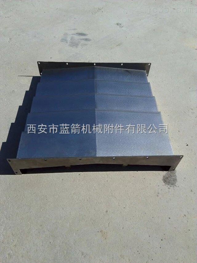 高速拉伸机床导轨钢板防护罩
