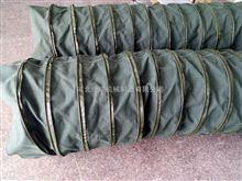 φ600*2000耐磨帆布水泥卸料伸縮節