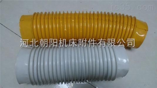优质橡胶布防尘丝杠防护罩