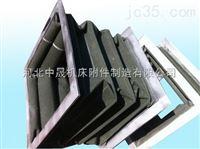 带法兰方形帆布伸缩软连接工业专用