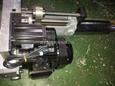 伺服电机丝杆进给钻孔主轴动力头伺服钻孔动力头