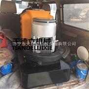 660变频固化剂地坪研磨机  12头11KW密封固化地面抛光机