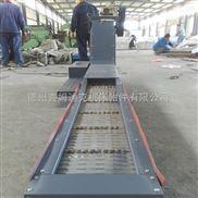 鲁南机床TMC21数控车削中心链板排屑机