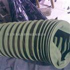 水泥砂浆吊环式耐磨帆布卸料布袋