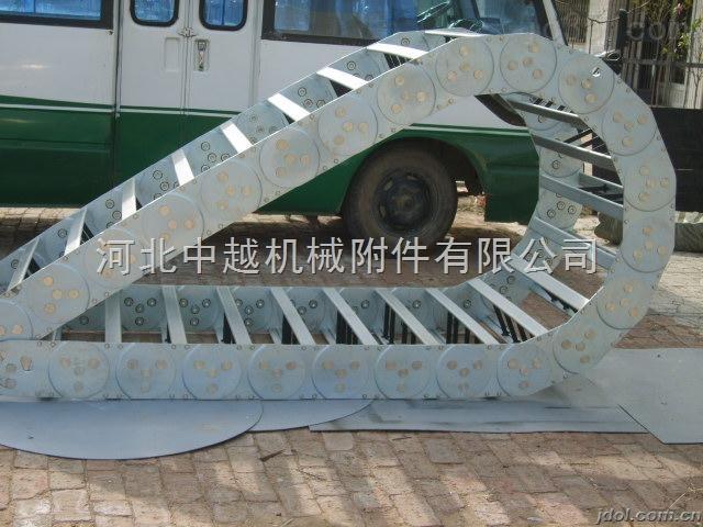 机床全封闭钢铝拖链