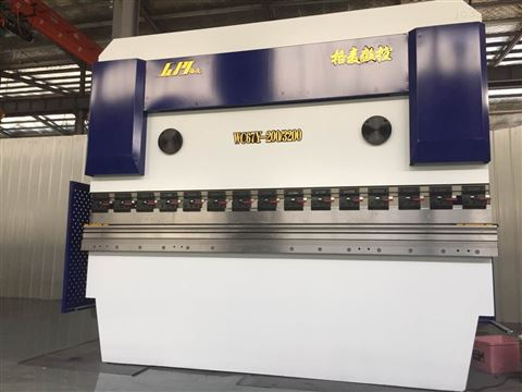 机械补偿液压折弯机200/3200
