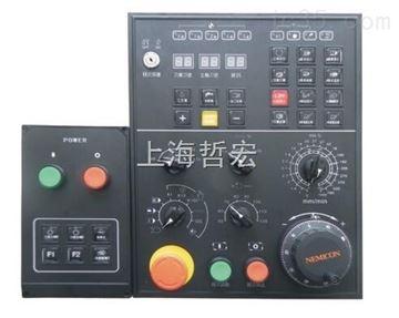 三菱数控钻孔攻丝中心控制面板
