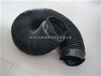 常年销售油缸防尘罩橡胶圆形伸缩罩