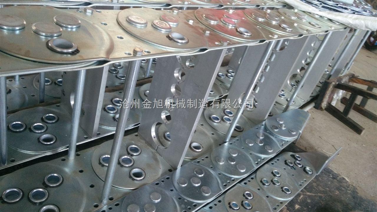 供应东北特钢钢制拖链