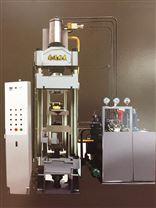 YGM79-全自动干粉成型液压机