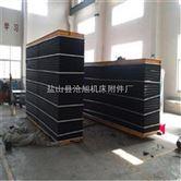 升降平台专用大型风琴防护罩