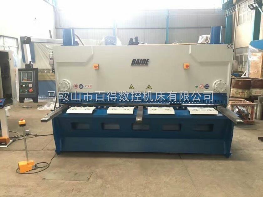 液压鳄鱼剪板机生产厂家 q43系列废金属剪切机马鞍山百得