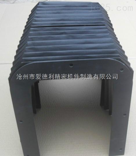 坚固耐用风琴式机床防护罩