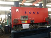 南通威辰钢结构专用液压闸式剪板机剪厚板不费劲