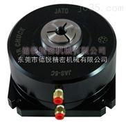畅销台湾固定式JAS/JHS系列气动卡盘,液压夹头,前推式钻床夹头