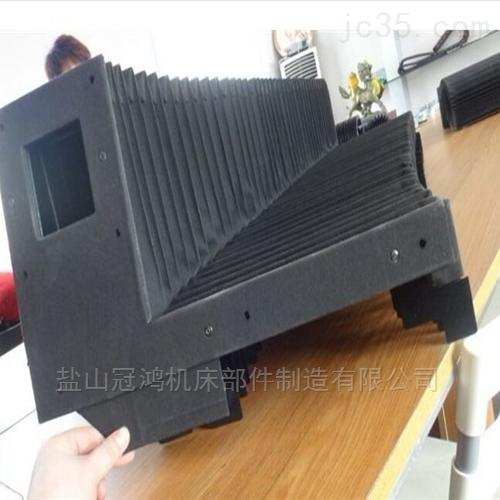江西龙门铣风琴式伸缩防护罩