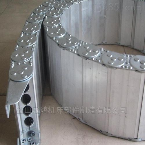 沧州优质钢制拖链坦克链