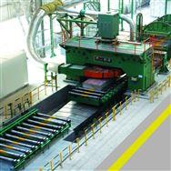 齊二機床XKL2424型數控龍門鑄錠組合銑床