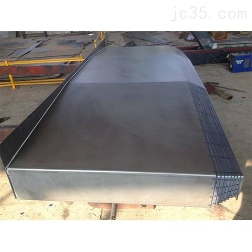 龍門銑床鋼板防護罩