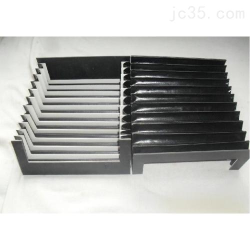 寧波機床柔性風琴防護罩 慈溪加工中心防護罩