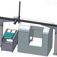 数控车床机械手(三轴)