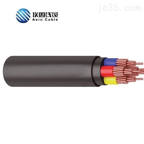埃因N2XY交联乙烯绝缘电力电缆环保阻燃