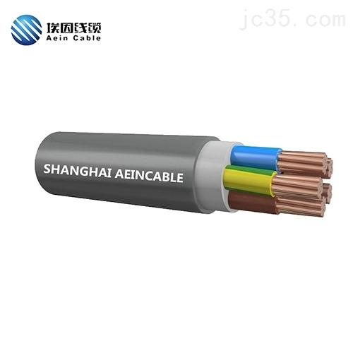 埃因CE电力电缆NYY电缆德标大平方电力供应