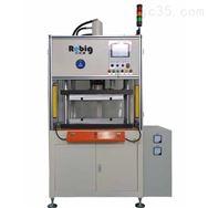 伺服热压机全自动导热铜管压扁机