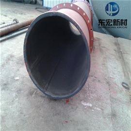赤峰DN300化工耐腐蚀衬胶复合管道