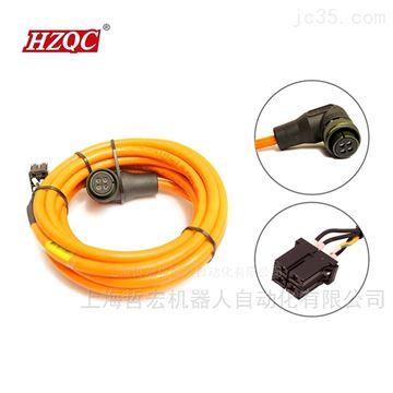 FANUC伺服轴动力电缆