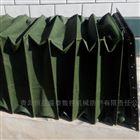 青岛矩形风机帆布伸缩通风软连接定做厂家