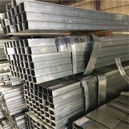 镀锌方管钢带管苏州钢材批发